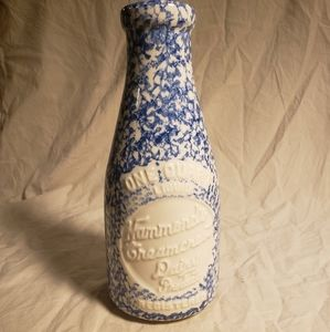 Country Homes Collection Decorative Bottle